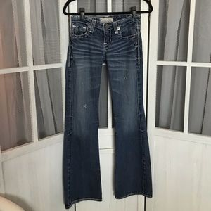 ✨BIG STAR BUCKLE JEANS✨